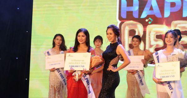 Mi Mi dành giải Hoa khôi Miss Poly