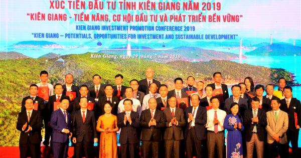 Thủ tướng yêu cầu Kiên Giang cải thiện chất lượng môi trường kinh doanh