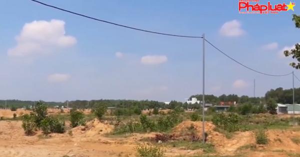 Bình Dương: Siết chặt quản lý đất đai, phân lô bán nền