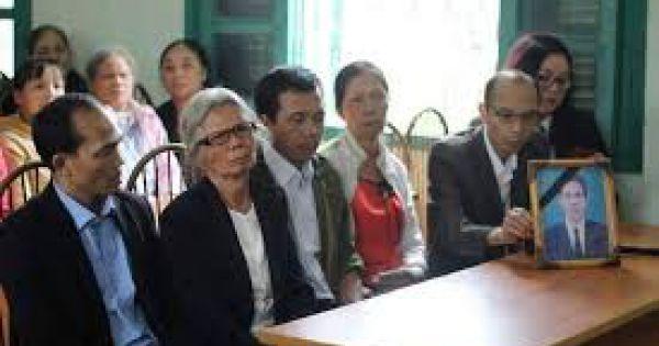 Điện Biên: Chưa thống nhất tiền bồi thường vụ ba mẹ con mang án oan gần 30 năm