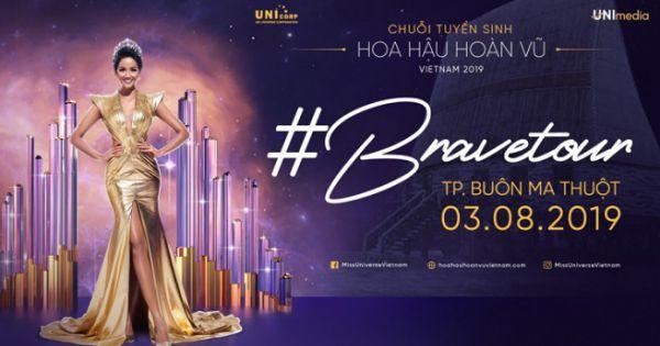 """Những thí sinh ấn tượng tại cuộc thi """"Online Hoa hậu Hoàn vũ Việt Nam 2019"""""""
