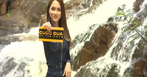 Hương Giang bất ngờ quay trở lại Cuộc Đua Kỳ Thú 2019