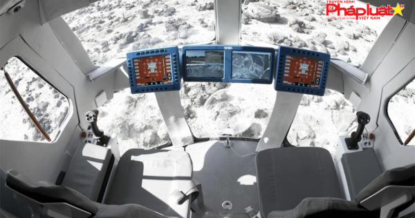NASA xây ăn cứ loài người trên Mặt Trăng bằng cỗ xe 6 triệu USD
