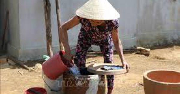 Phú Yên: Hơn 10.000 hộ dân thiếu nước sinh hoạt do hạn hán kéo dài