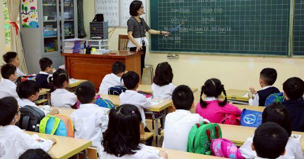 Thiếu hơn 5.000 giáo viên, nhân viên ở nhiều cấp học tại Thanh Hóa