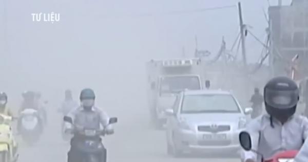 Dự báo không khí Hà Nội tuần này rất ô nhiễm