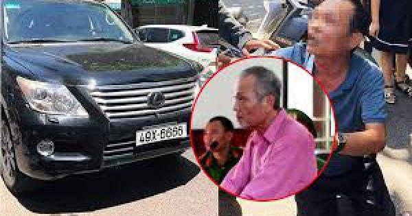 Lái xe Lexus biển tứ quý tông 4 người thiệt mạng ở Quy Nhơn lãnh án 4 năm tù