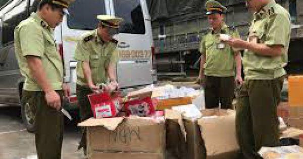 Lạng Sơn: Thu giữ gần 57.000 bánh dẻo Mashu nhập lậu từ Trung Quốc