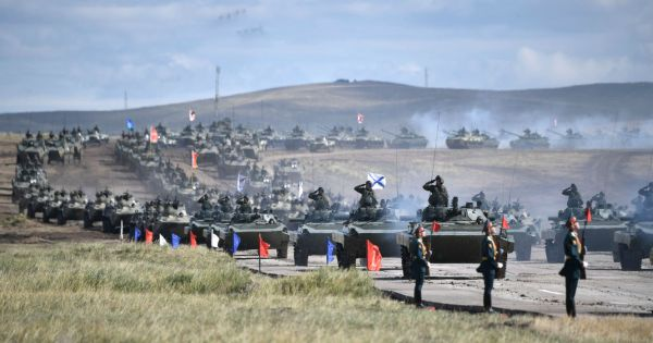 Nga chuẩn bị tập trận Center-2019 quy mô lớn cùng 7 nước