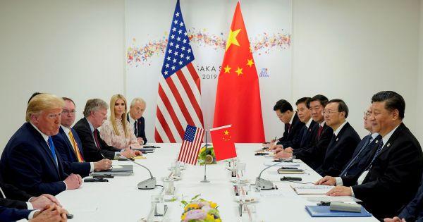 Ngoại trưởng Mỹ hi vọng nối lại tham vấn thương mại với Trung Quốc