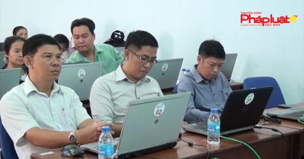 Sở TT-TT Sóc trăng tổ chức tập huấn sử dụng chữ ký số