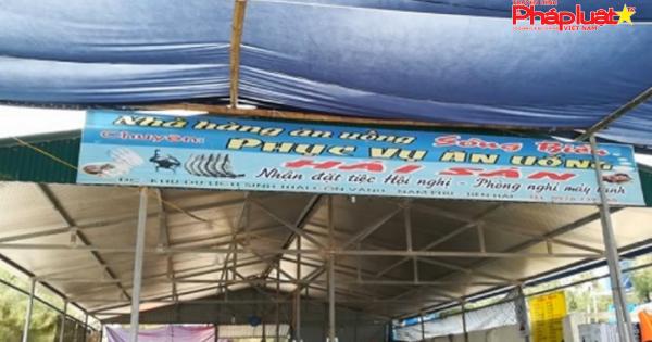 Thái Bình: Bắt quả tang Phó ban quản lý đánh bạc