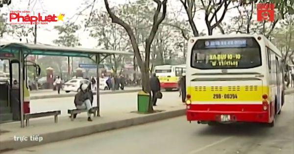 Hà Nội cấp thẻ xe buýt miễn phí cho người trên 60 tuổi