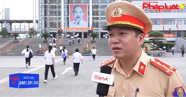 Hà Nội: Đảm bảo an toàn giao thông trong ngày đầu năm học mới
