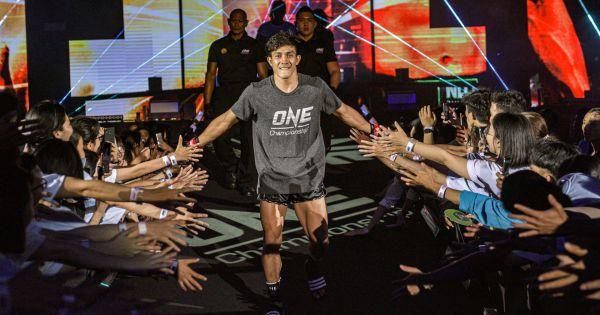Duy Nhất hạ knock-out đối thủ Malaysia ngày ra mắt ONE Championship