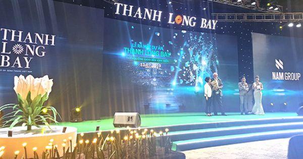 Sở Xây dựng tỉnh Bình Thuận đề nghị chấm dứt huy động vốn trái phép tại Dự án Thanh Long Bay