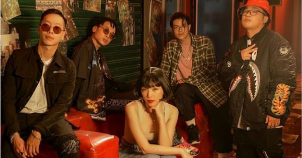 MV gây sốt khi nhóm nhạc Da LAB lần đầu kết hợp với Tóc Tiên