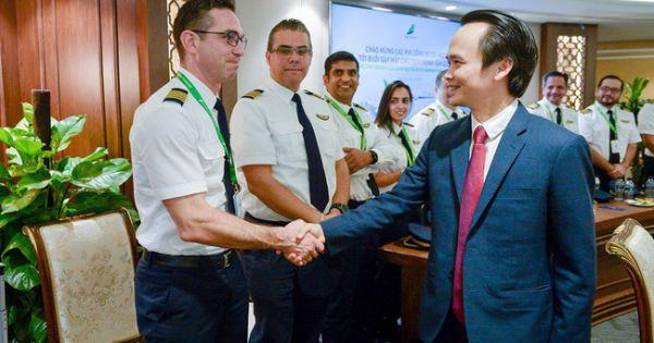 Bamboo Airways của tỉ phú Trịnh Văn Quyết tăng vốn điều lệ từ 700 tỉ lên 1.300 tỉ đồng