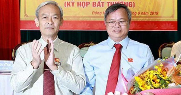 Thủ tướng phê chuẩn Chủ tịch tỉnh Đồng Nai Cao Tiến Dũng