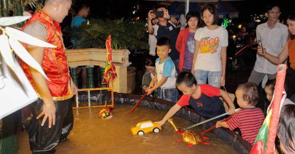 Cô gái 8x giữ hồn rối nước giữa Sài Gòn