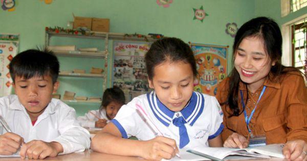 Tăng cường kiểm tra giáo viên trong đổi mới phương pháp dạy học