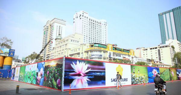 'Chốt' phương án chỉnh trang phố đi bộ Nguyễn Huệ