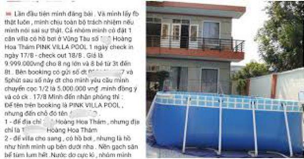 Đình chỉ hoạt động một cơ sở lưu trú du lịch ở Vũng Tàu