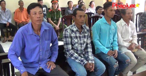 Kiên Giang – Giết người vì bênh cháu, cậu lãnh 17 năm tù