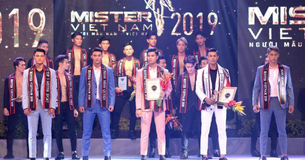 'Mister Vietnam 2019' gây bất ngờ vì có hai quán quân
