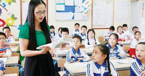 Từ 01/7/2020, lương giáo viên sẽ có những điểm mới nào?