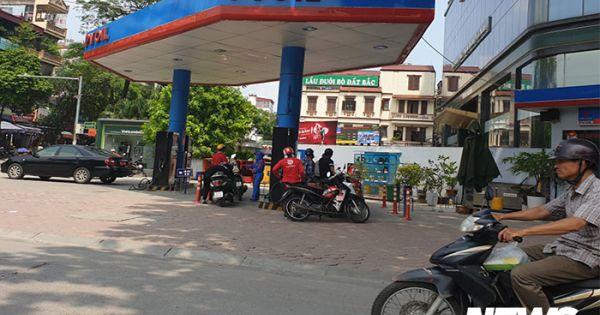Xăng tiếp tục giảm giá, dầu hỏa tăng nhẹ