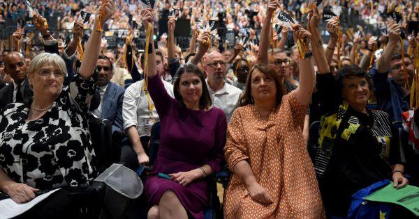 Anh: Đảng Dân chủ Tự do theo đuổi chính sách 'ngừng Brexit'