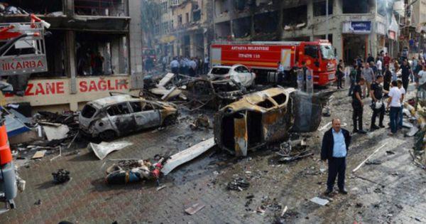 Đánh bom xe ở Syria khiến 11 người thiệt mạng
