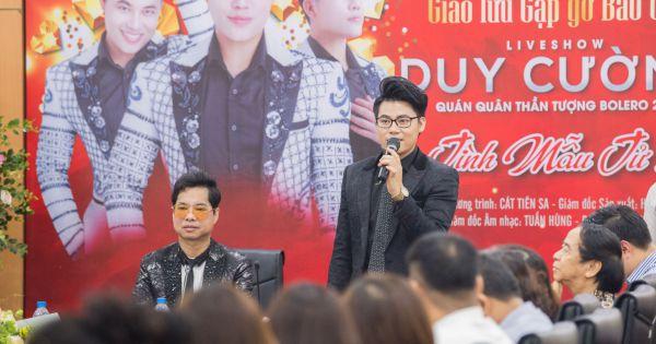 """Quán quân thần tượng bolero 2018 - Duy Cường với """"Tình mẫu tử 2"""""""