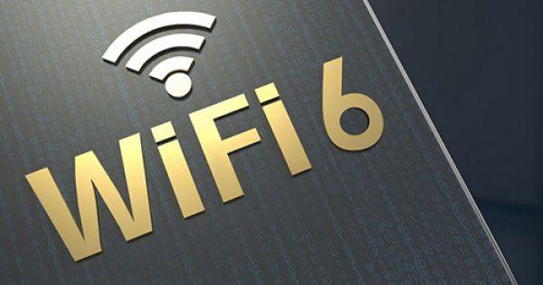 Chuẩn Wi-Fi 6 ra mắt