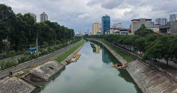 Hà Nội chi 36 tỷ đồng xây 3 cầu vượt cho người đi bộ qua sông Tô Lịch