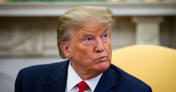 Tổng thống Trump muốn tăng cường cấm vận Iran