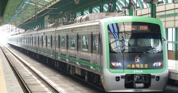 Lưu ý khi sử dụng tàu điện ngầm Hàn Quốc
