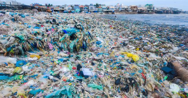 238 tấn rác thải nhựa xâm chiếm quần đảo thiên đường