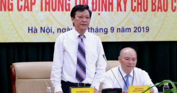 Ban hành Kế hoạch kỷ niệm 75 năm Ngày truyền thống Ngành Tư pháp