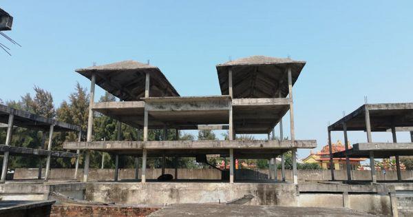 Dự án nghỉ dưỡng cao cấp của Vinconstec 600 tỷ trở thành bãi nhậu