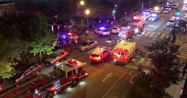 Mỹ: Xả súng ở thủ đô Washington, ít nhất 1 người thiệt mạng