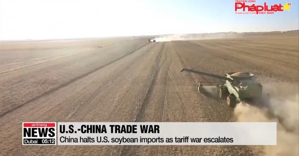 Phái đoàn Trung Quốc hủy chuyến thăm nông trại Mỹ