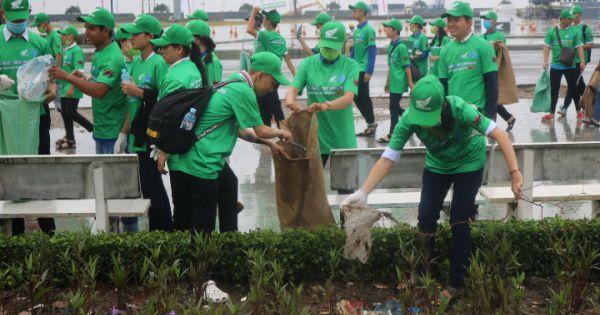 """Tỉnh Kiên Giang phát động phong trào """"chống rác thải nhựa"""""""