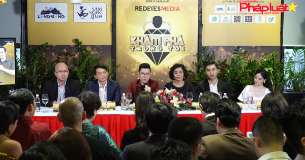 """Công ty Cổ phần REDEYES đã ra mắt chương trình talkshow cộng đồng mang tên """"Khám Phá Trong Tôi"""""""