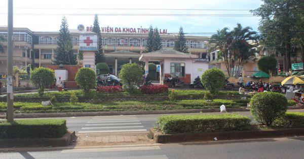 Bệnh viện đa khoa tỉnh Gia Lai 'đẩy' bệnh nhân xuống tuyến dưới vì thiếu vật tư