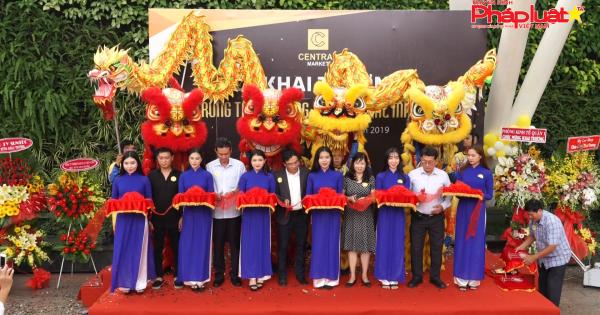 Công ty cổ phần Địa ốc Cửu Long 23-9 tổ chức tái khai trương chợ trong lòng đất duy nhất ở Tp. Hồ Chí Minh với thương hiệu mới là Central Market