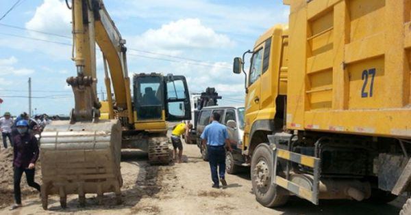 """Đề xuất thu hồi gần 40ha đất của bà chủ doanh nghiệp """"nhốt"""" đoàn xe công vụ ở Thái Bình"""