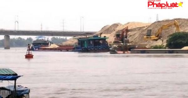 Điều tra vụ người khai thác cát trái phép tấn công CSGT đường thủy trên sông Đồng Nai