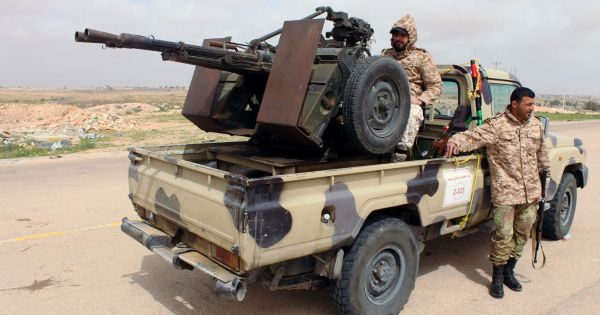 Nội chiến Libya: LNA phát động tấn công vào Nam Tripoli